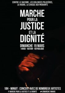 Marche de la dignité